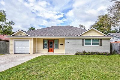 Houston Single Family Home For Sale: 5214 Nina Lee