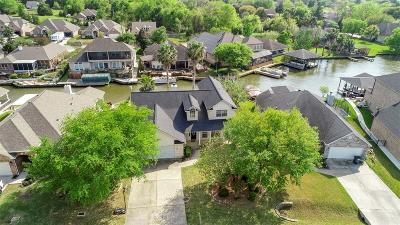 Willis Single Family Home For Sale: 13704 Shoreline Drive