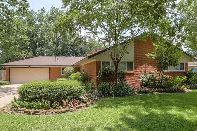 Houston Single Family Home For Sale: 5202 Kinglet Street