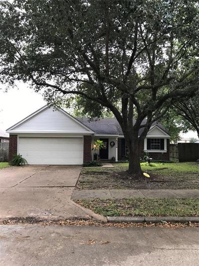 Pearland Single Family Home For Sale: 5214 Spring Branch Drive