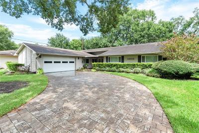 Houston Single Family Home For Sale: 10015 Mullins Drive