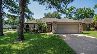 Cypress Single Family Home For Sale: 13811 Bella Drive