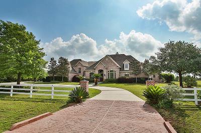 Montgomery Single Family Home For Sale: 18481 Gary Player Road