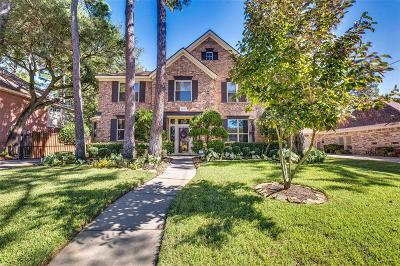 Tomball Single Family Home For Sale: 16826 Avenfield Road