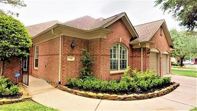 Katy Single Family Home For Sale: 2510 Colby Bend Drive