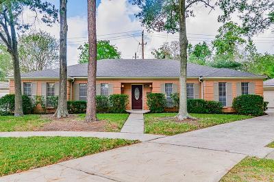 Seabrook Single Family Home For Sale: 2106 Willow Dell Drive