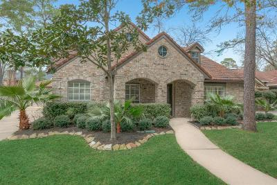 Spring Single Family Home For Sale: 3642 Chapel Square Drive