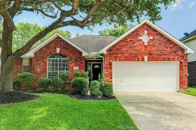 Pearland Single Family Home Option Pending: 907 Norfolk Drive