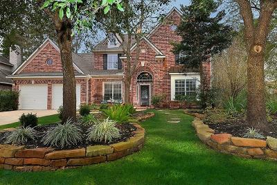 The Woodlands Single Family Home For Sale: 2 Picasso Path Place