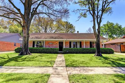 Houston Single Family Home For Sale: 5715 Rutherglenn Drive