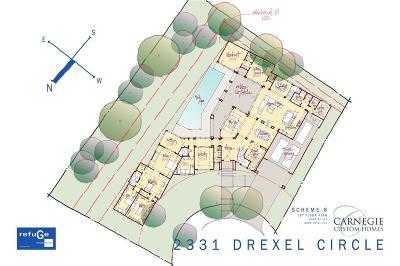 Houston Single Family Home For Sale: 2331 Drexel Circle