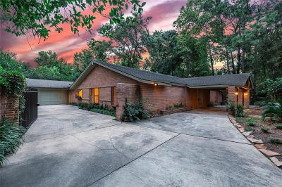 Houston Single Family Home For Sale: 235 Chimney Rock Road