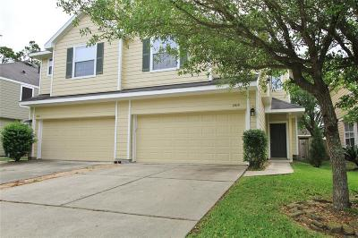 Humble Condo/Townhouse For Sale: 17610 Kennesaw Mountain Lane
