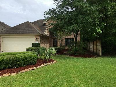 Kingwood Single Family Home For Sale: 26888 Manor Falls Drive