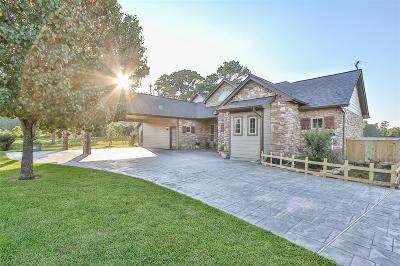 Montgomery Farm & Ranch For Sale: 9835 N Post Oak Cemetary Road Road
