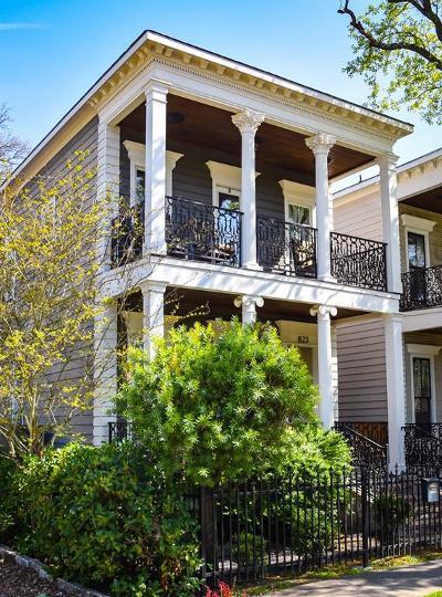 Houston Single Family Home For Sale: 823 E 26th Street