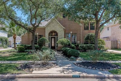 League City TX Single Family Home For Sale: $340,000