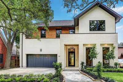 Houston Single Family Home For Sale: 3121 Amherst Street