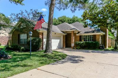 Houston Single Family Home For Sale: 16410 Wellers Way
