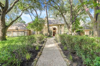 Kingwood Single Family Home For Sale: 4915 Pine Garden Drive