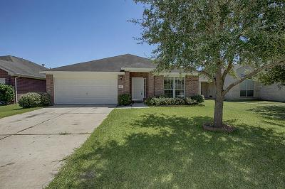 Bacliff Single Family Home For Sale: 723 Chase View Drive