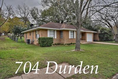 Washington County Single Family Home For Sale: 704 Durden Street