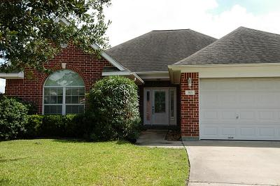 Deer Park Single Family Home For Sale: 313 Amber Circle