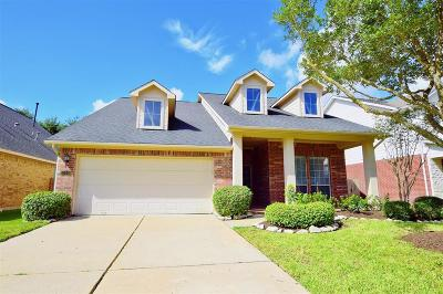 Katy Single Family Home For Sale: 21343 Willow Glade Drive