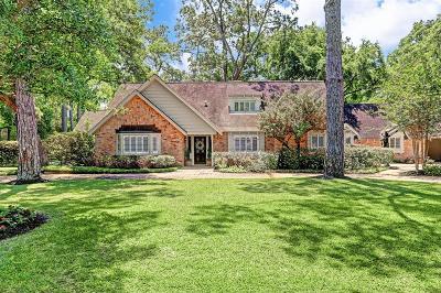 Houston TX Single Family Home For Sale: $1,749,000