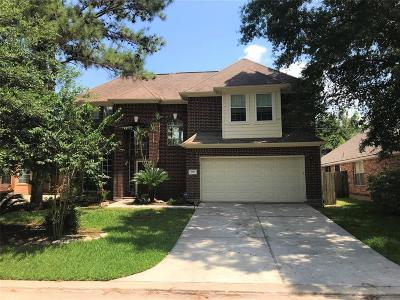 Kingwood Single Family Home For Sale: 1715 Sandy Trail Court