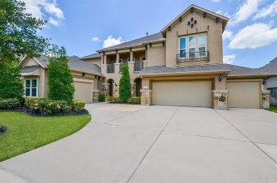 Katy Single Family Home For Sale: 28422 Tall Juniper Hill Drive
