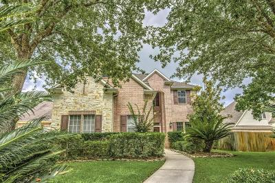 Kingwood Single Family Home For Sale: 6111 Country Falls Lane