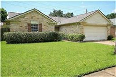 Sugar Land Single Family Home For Sale: 2734 Chimneystone Circle