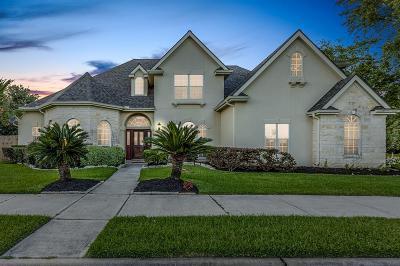 Lake Olympia Single Family Home For Sale: 2806 Peninsulas Drive