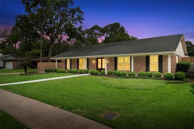 Houston Single Family Home For Sale: 6114 N Braeswood Boulevard