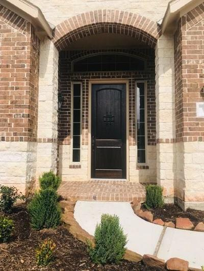 Montgomery Single Family Home For Sale: 191 Abner Ln