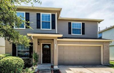 Missouri City Single Family Home For Sale: 1222 Curtis Crossing