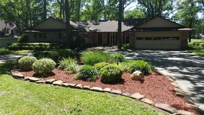 Conroe Single Family Home For Sale: 34 Holly Court