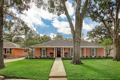Houston Single Family Home For Sale: 6249 Overbrook Lane