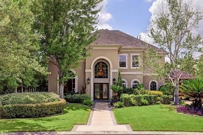 Houston Single Family Home For Sale: 3218 Rosemary Park Lane