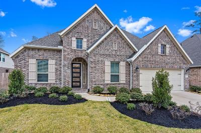 Conroe Single Family Home For Sale: 2734 Lake Shadow Drive