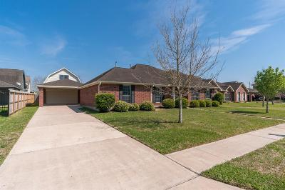 League City TX Single Family Home For Sale: $319,000
