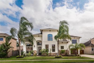 Seabrook Single Family Home For Sale: 2245 Lake Cove Way