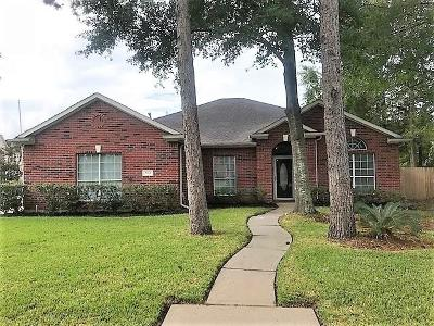 Humble Single Family Home For Sale: 7410 Steeple Chase Glen Drive