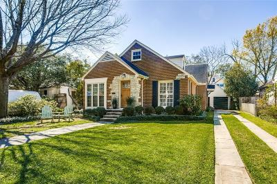 Single Family Home For Sale: 2131 Addison Road