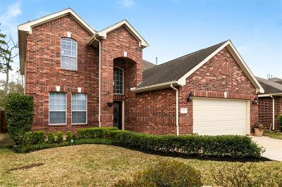 The Woodlands Single Family Home For Sale: 134 E Spindle Tree Circle