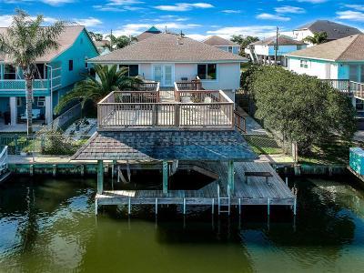 Hitchcock Single Family Home For Sale: 132 Tarpon Street