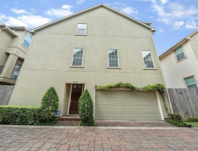 Condo/Townhouse For Sale: 1604 Colorado Street