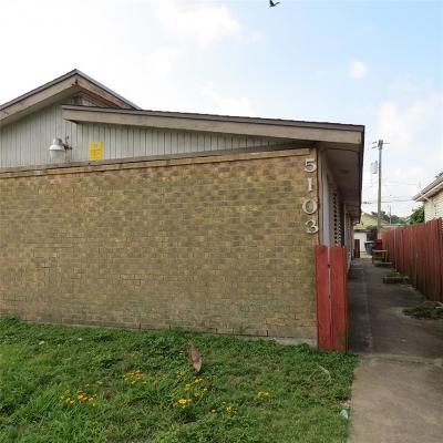 Galveston Rental For Rent: 5103 Avenue Q 1/2 #2