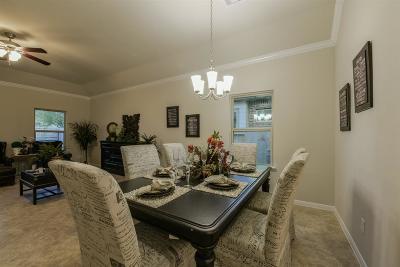 Rosenberg Single Family Home For Sale: 6619 Auburn Terrace